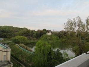 屋上からの風景 (3)