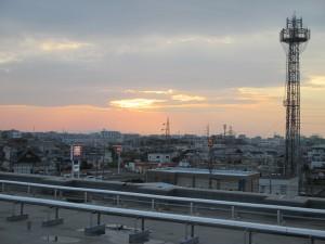 屋上からの風景 (7)