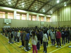 3学期終業式 (3)