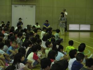児童集会6月末 (1)